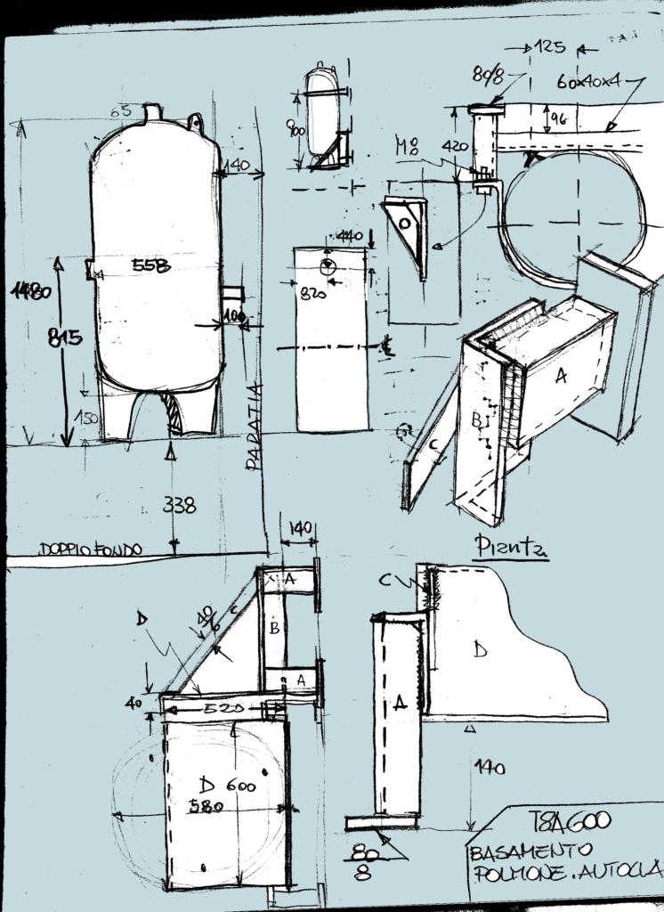 Yacht-survey-engineering&design sono i servizi di DNA Engineering Bologna di Michele Ansaloni